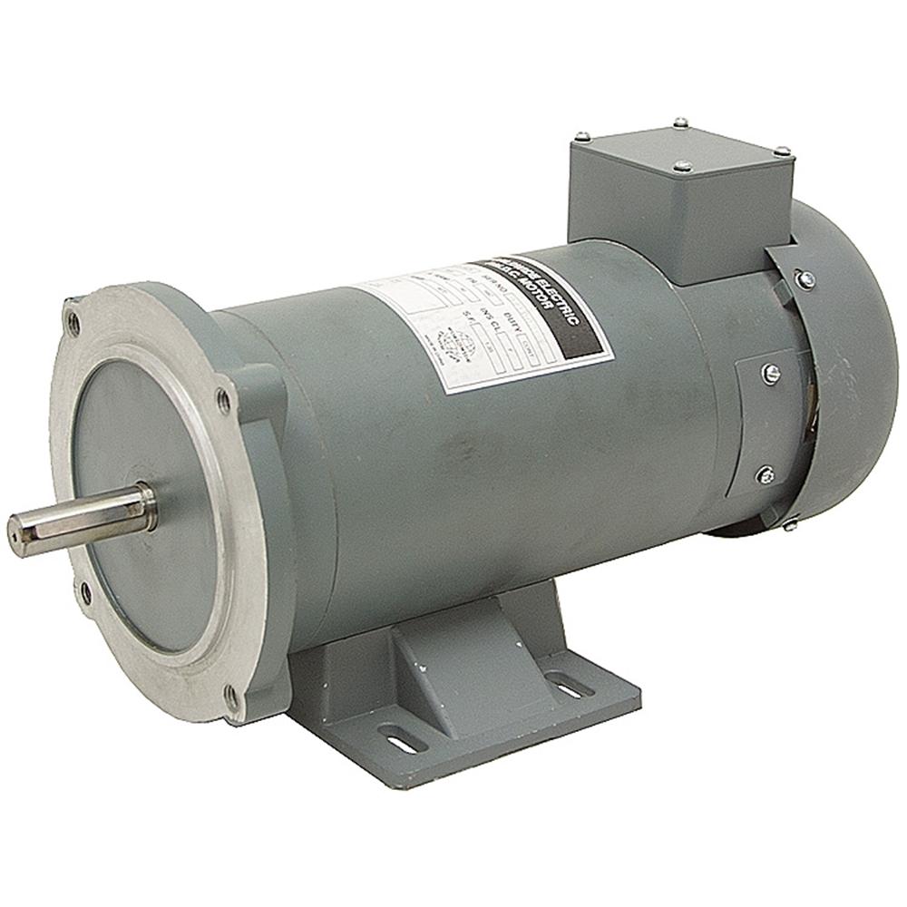 1 HP 12 Volt DC 1800 RPM Motor 56C WWE WPMDC1-18-12V-56CB | DC