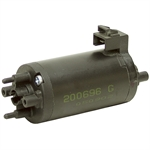 12 Volt DC 3200 RPM Motor w/3mm Square Drive Sockets