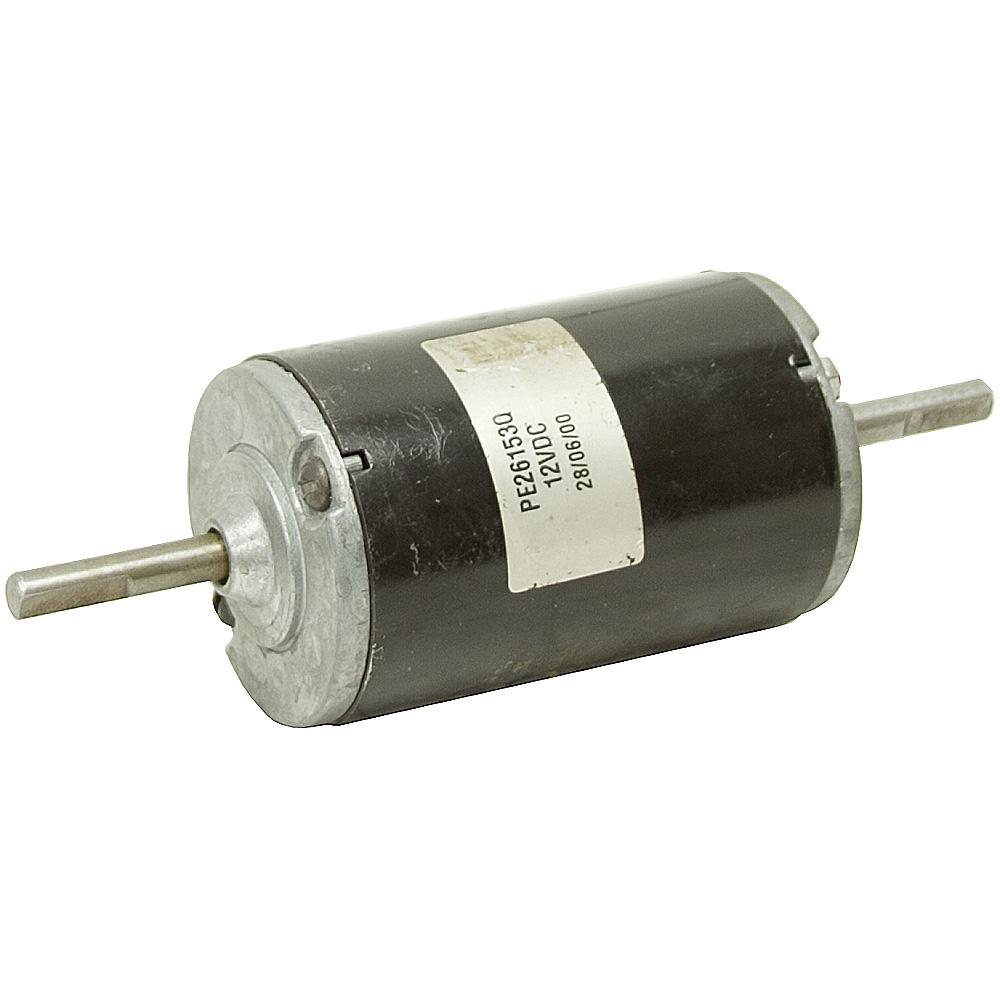 12 Vdc 1200 Rpm Dual Shaft Motor Dc Fan Motors Dc