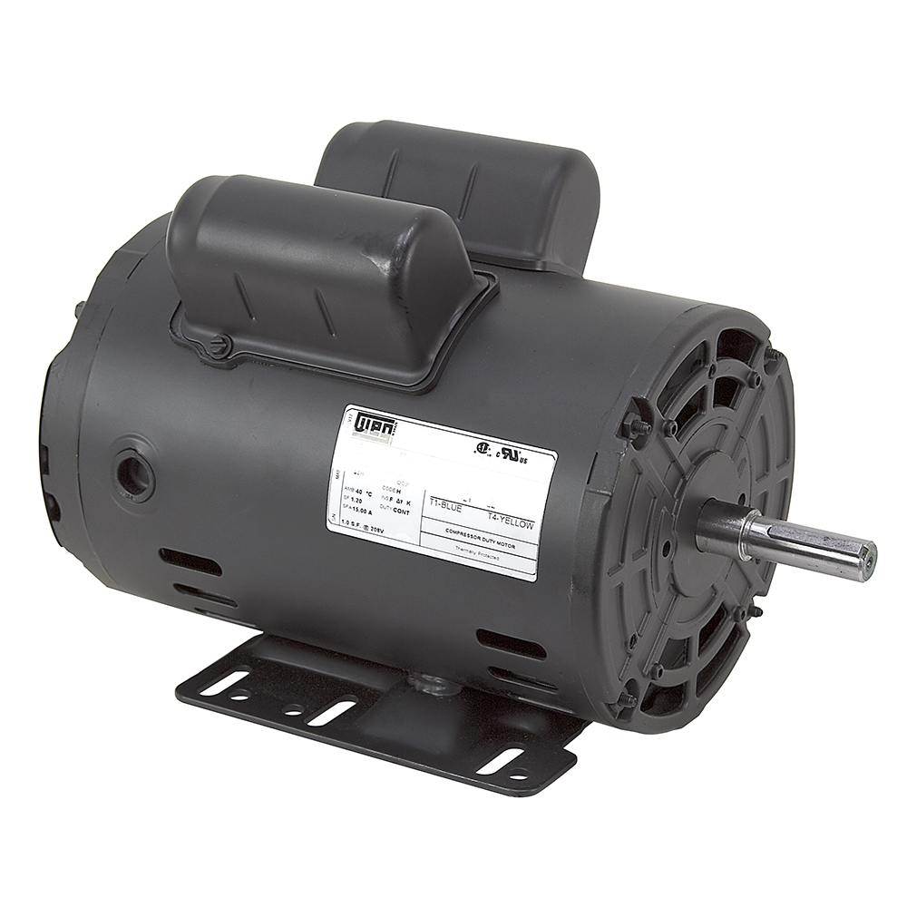 3 hp 230 vac 3450rpm weg air compressor motor ac motors