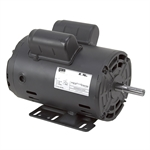 3 HP 230 Volt AC 3420 RPM WEG Air Compressor Motor WEG 3HP02P56H208230V60