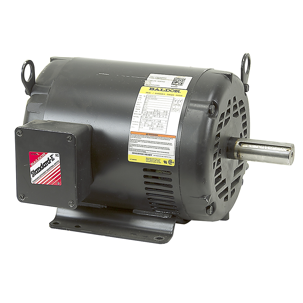 7 5 hp 1770 rpm 460 vac 3ph baldor motor 103021 02 102973 for 7 5 hp 3 phase motor