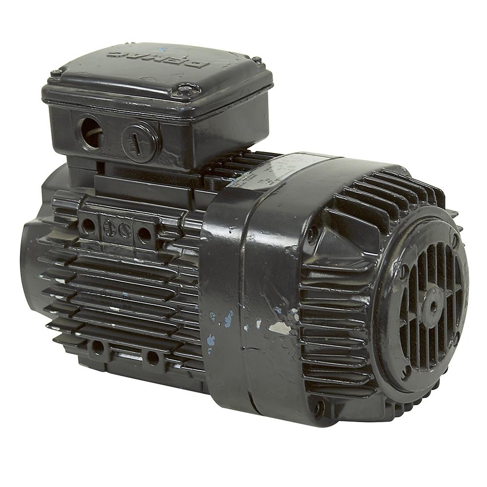 10 hp baldor motor ocm3714t pump 3 phase motors base
