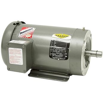 3 hp 3450 rpm 575 vac 3ph motor baldor m3559t 5 for Motor baldor 20 hp