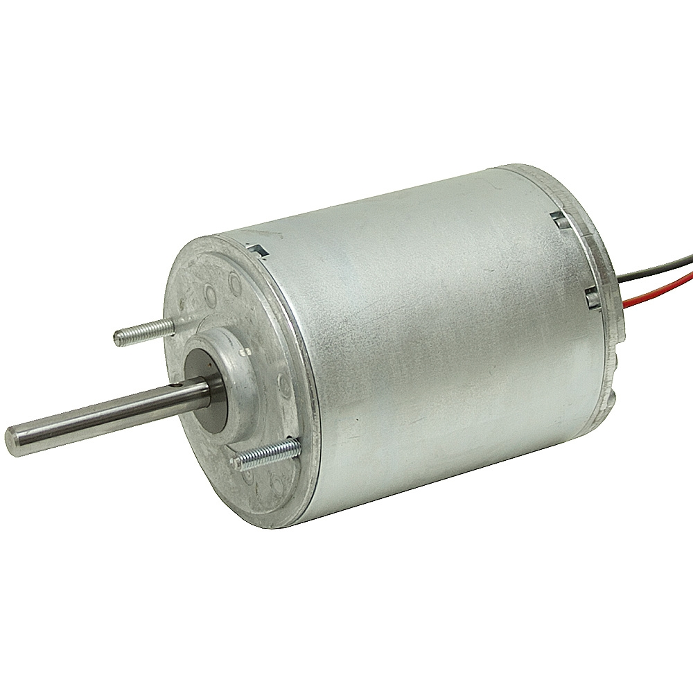 450 Rpm 12 Volt Dc Pm Leeson Motor Dc Motors Face Mount