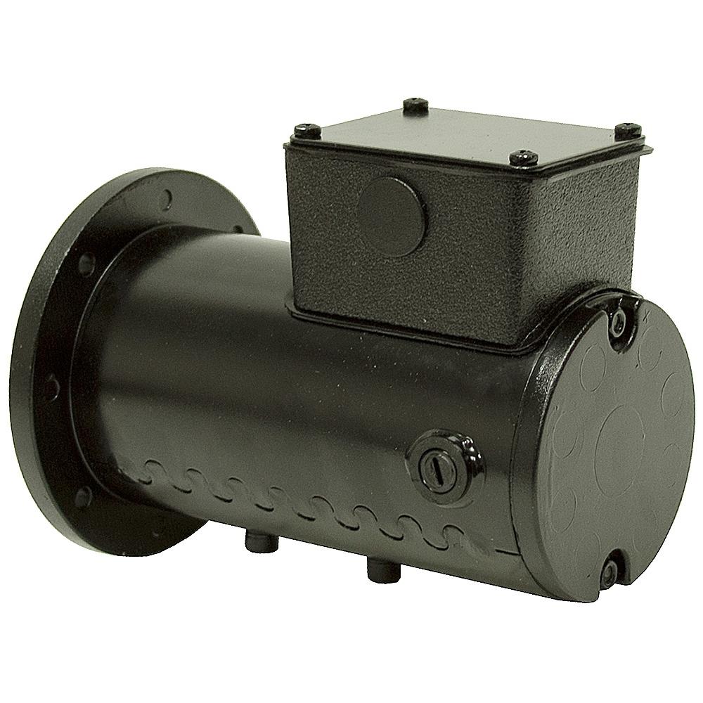 Hp 3000 Rpm 180 Vdc Motor Leeson Cim34d30nd2b