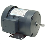 1/2 HP 1800 RPM 230/460 Volt AC 3Ph S56 Leeson Motor