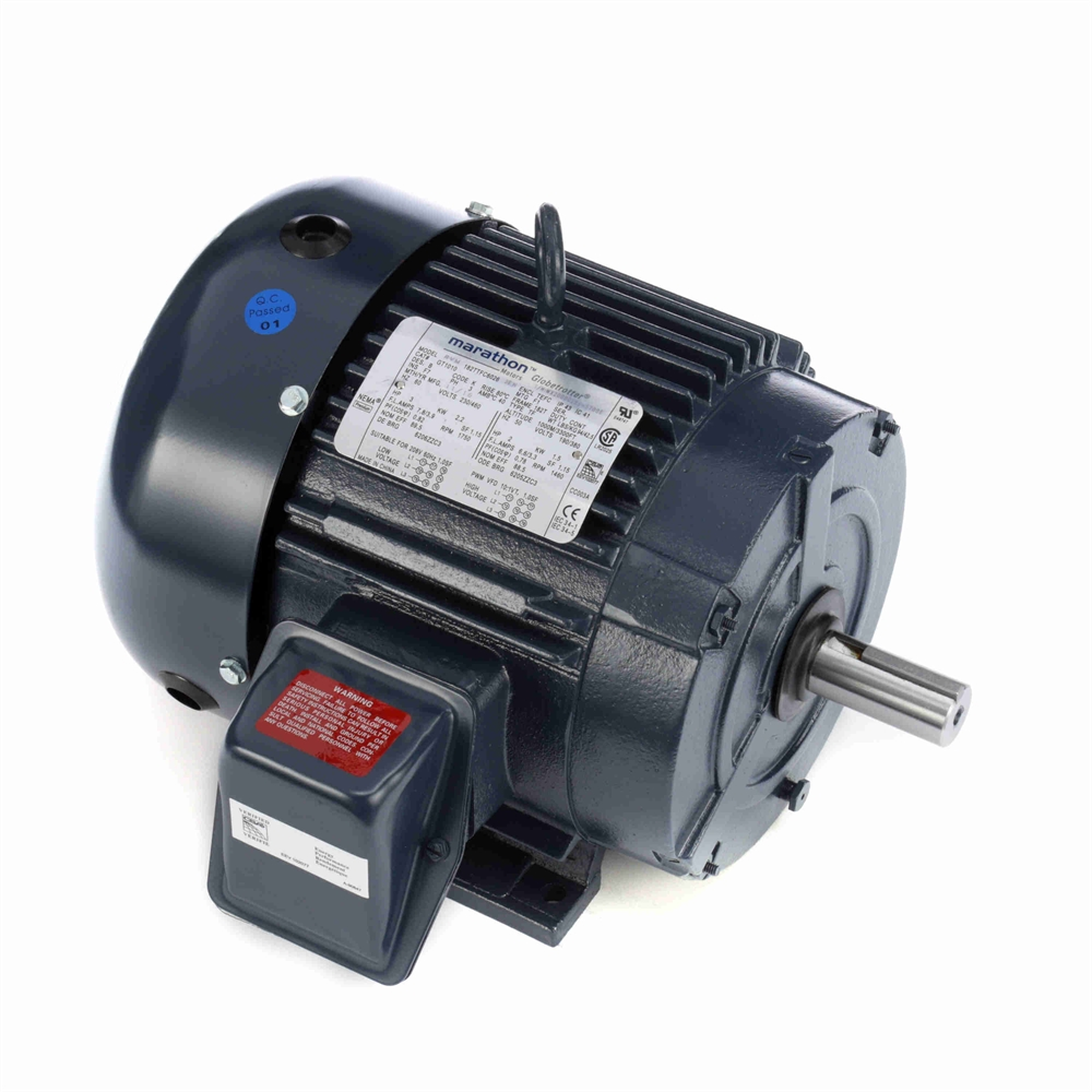 3 hp 1800 rpm 230 460 vac 3ph 182t leeson motor 3 phase for 10 hp 3 phase motor