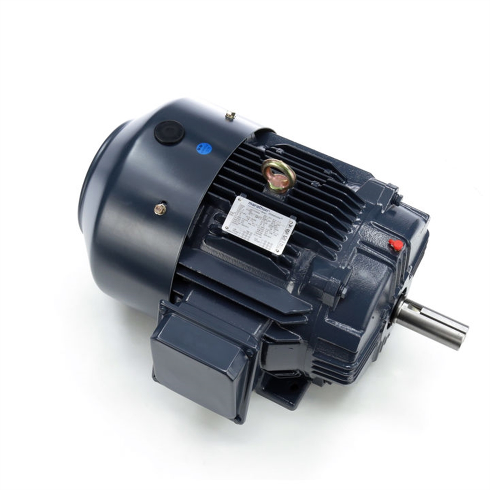 15 HP 1800 RPM 230/460 Volt AC 3Ph 254T Leeson Motor | 3 Phase ...