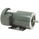 1 HP 1800 RPM 230/460 Volt AC 3Ph 145TC Lincoln Motor