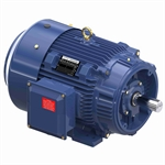 40 HP 1800 RPM 230/460 Volt AC 3Ph 324TC Leeson Motor