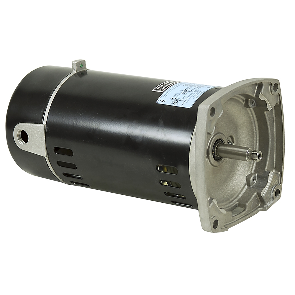 1 2 hp 3470 rpm 115 230 vac weg pool and spa pump motor for Pool pump and motor