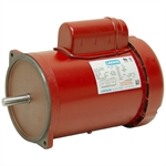 1 HP 1725 RPM 115/208-230 Volt AC  TEFC Poultry Feed Auger Motor
