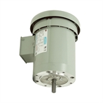 1 HP 1725 RPM 460 Volt AC 3Ph Irrigation Drive Motor