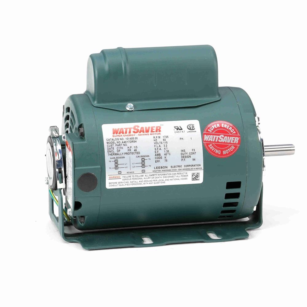 1 4 hp 1725 rpm 115 vac premium fan motor ac motors base for 1 4 hp 1725 rpm motor