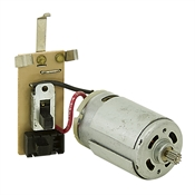 10000 RPM 6/12 Volt DC Johnson Motor w/Switches 64680 374922