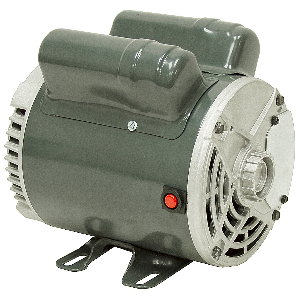 1 3 hp 1725 1425 rpm 100 120 200 240 volt ac motor for Electric motor 100 hp