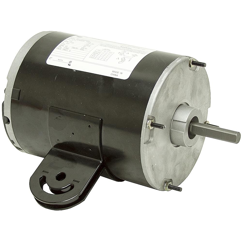 1 4 Hp 1725 Rpm Pedestal Fan Motor Yoke Mount Zoom