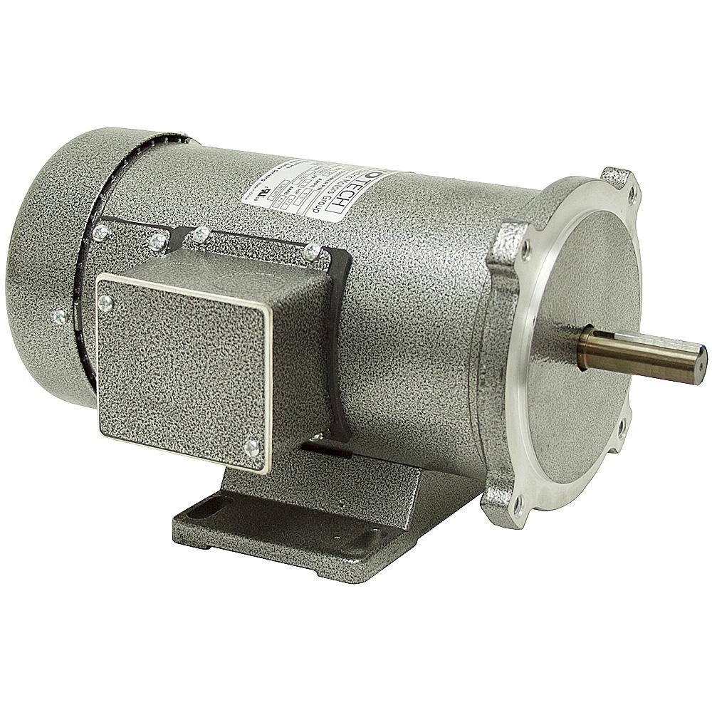 1 2 Hp 1750 Rpm 90 Vdc Motor Dc Motors Face Mount Dc