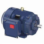 60 HP 1800 RPM 230/460 Volt AC 3Ph 364T Leeson Motor