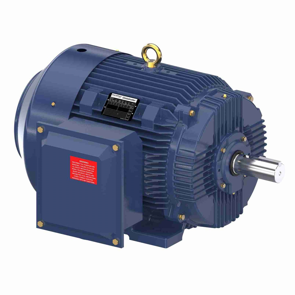 75 Hp 1800 Rpm 230 460 Vac 3ph 365t Leeson Motor 3 Phase