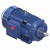 200 HP 1800 RPM 460 Volt AC 3Ph 447T Leeson Motor