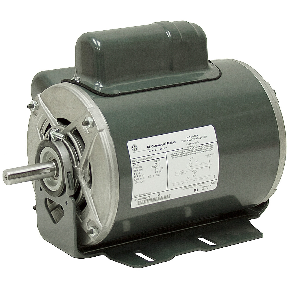 1 2 hp 1140 rpm 230 vac marathon motor ac motors base