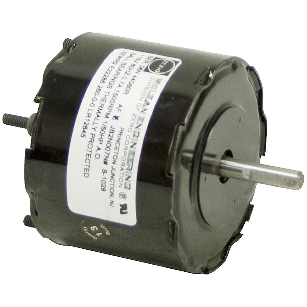 Ac Fan Motor >> 1500 Rpm 115 Volt Ac Fan Motor