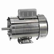 1.5 HP 3600 RPM 115/230 Volt AC Leeson Washguard 191480.00 Stainless Steel