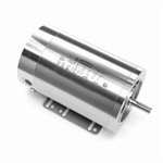 1/2 HP 1800 RPM 115/230 Volt AC Leeson Washguard 116345.00 Stainless Steel