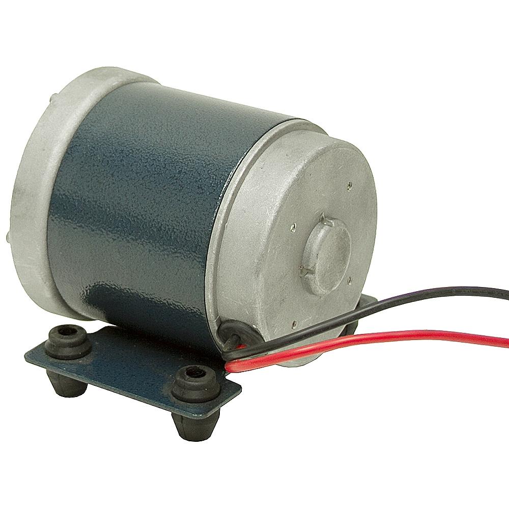 1/4 HP 2600 RPM 12 Volt DC Motor