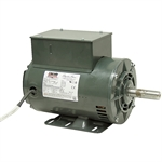 3-4.5 HP 3450 RPM 145TZ 230 Volt AC Crop Dryer Motor