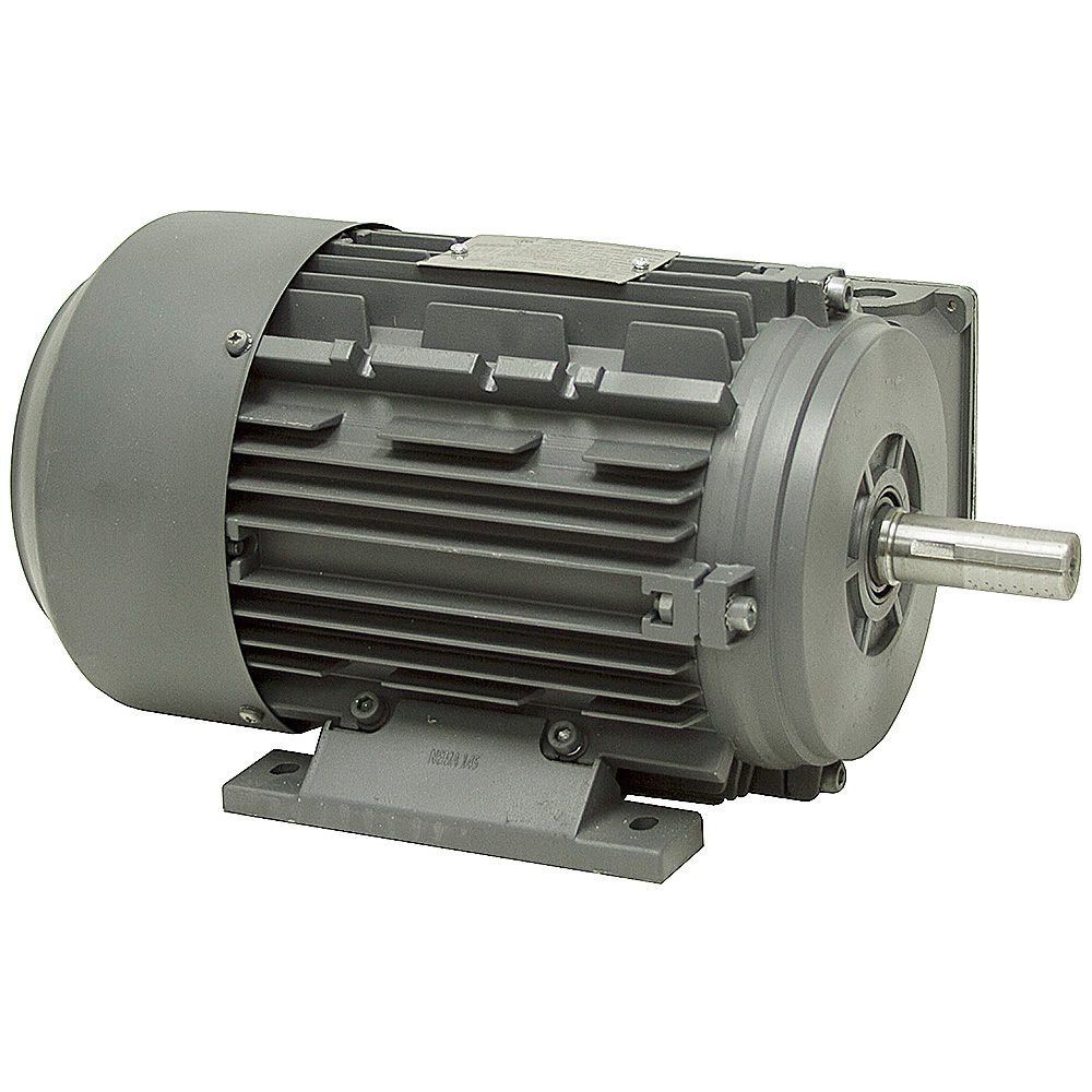 2 Hp 3500 Rpm 230 460 3ph Tefc Motor 3 Phase Motors Base