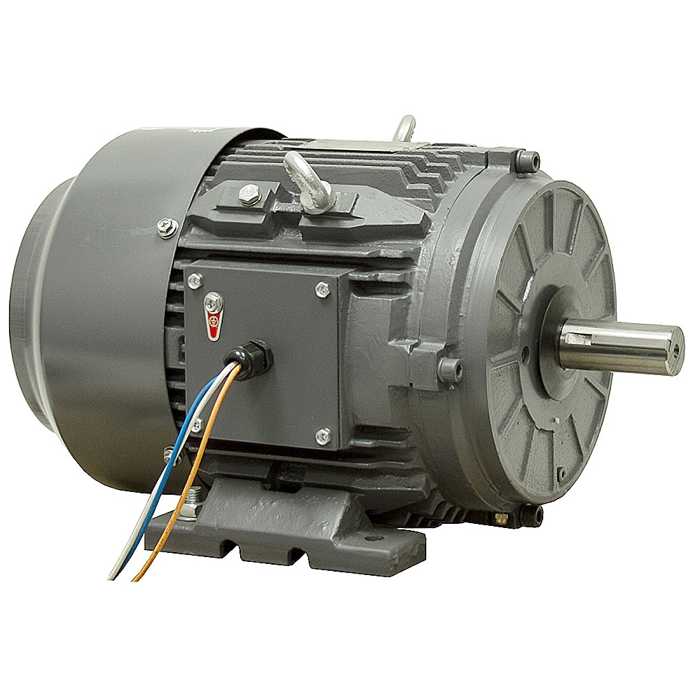 3 hp 3510 rpm 208 230 3ph tefc motor 3 phase motors base for 10 hp 3 phase electric motor