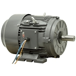 3 HP 3510 RPM 208/230 3Ph TEFC Motor