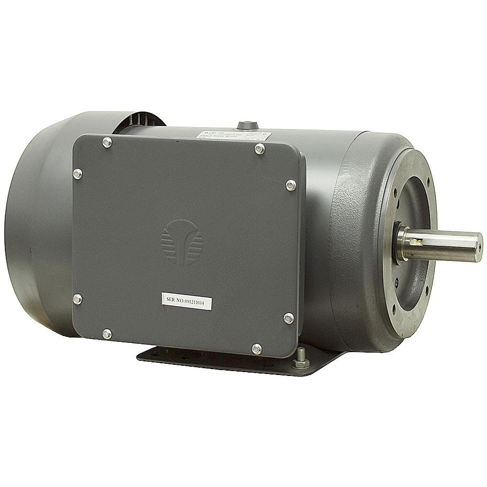 7 5 Hp 1745 Rpm 208 230 Vac 213t Tefc Motor Ac Motors