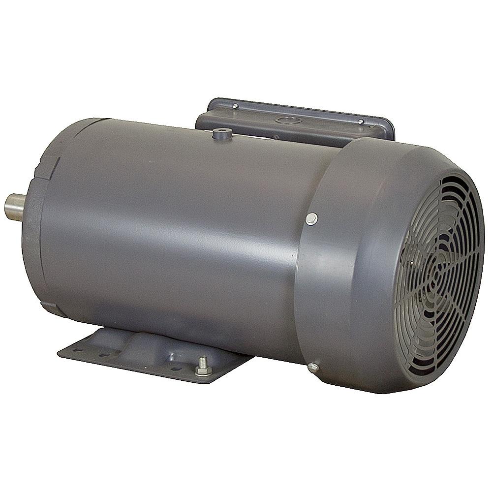 10 hp 1740 rpm 230 vac 215t motor ac motors base mount for 10 hp ac motor