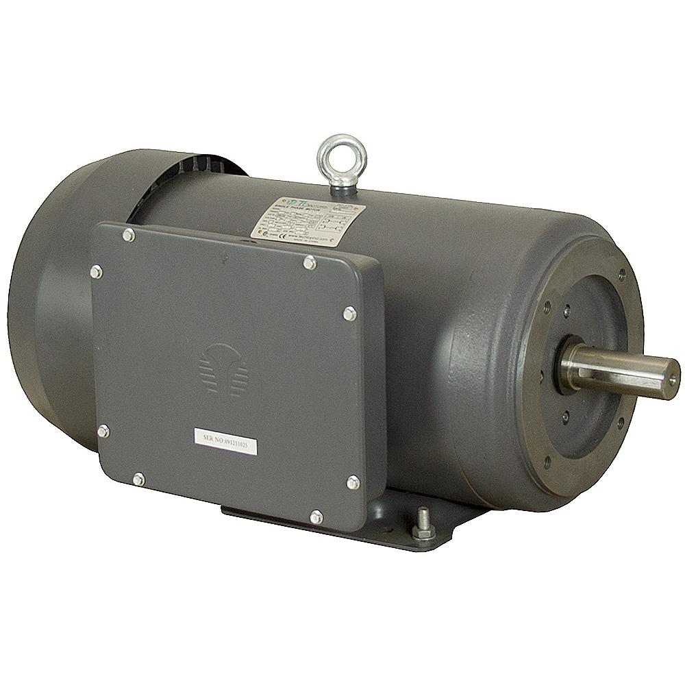 10 hp 1740 rpm 208 230 vac 215tc motor ac motors base for 10 hp ac motor
