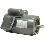 2 HP 1730 RPM 115/208-230 Volt AC Motor 145TC