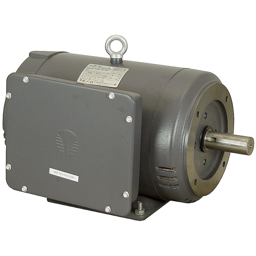 7 5 hp 1740 rpm 208 230 vac 213tc motor ac motors base for 5 hp ac motor