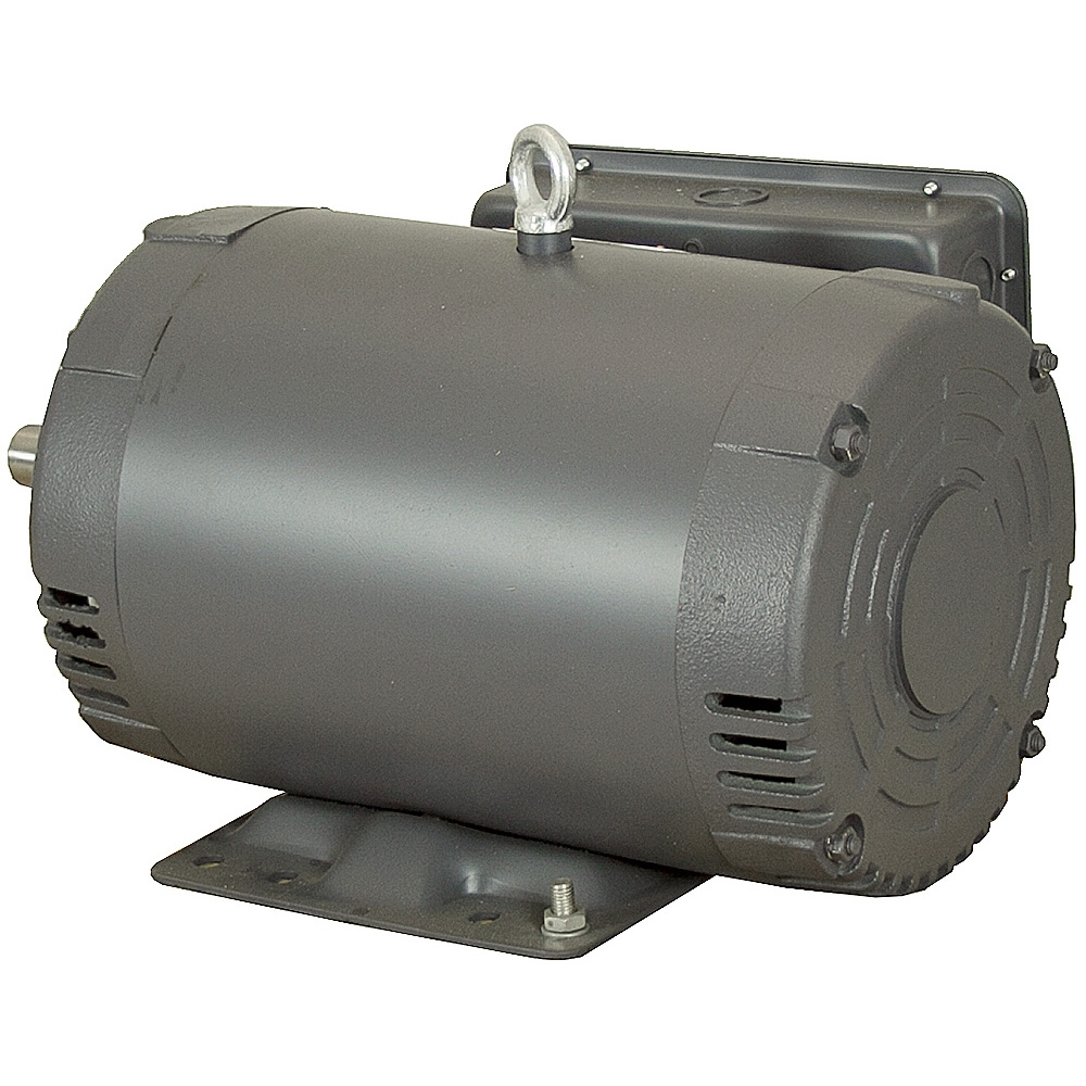 10 hp 1740 rpm 208 230 vac 215t motor ac motors base for 10 hp ac motor