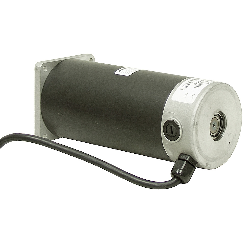 4 10 Hp 24 Vdc 1800 Rpm Ametek Pm Motor Dc Motors Face