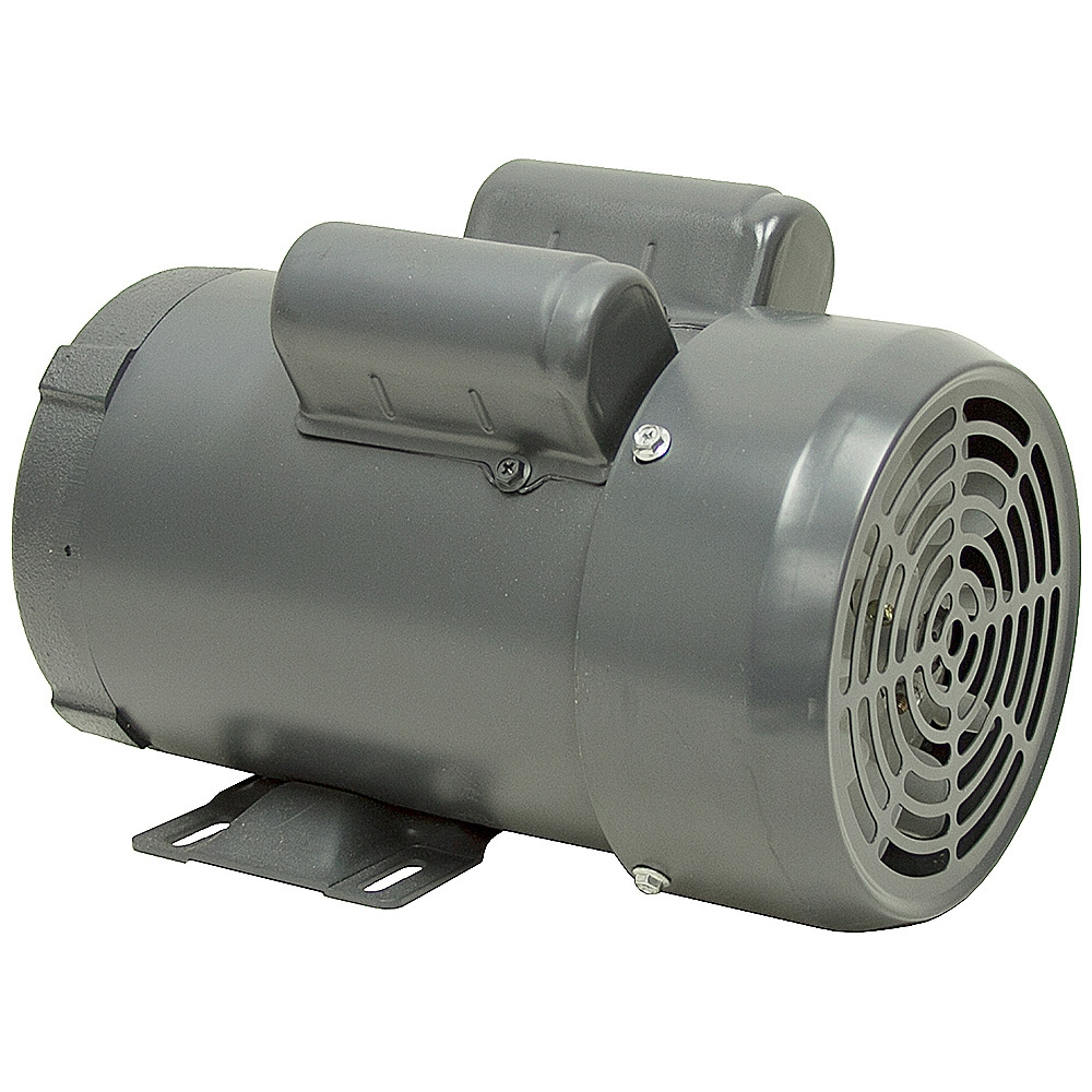 1 5 Hp 3450 Rpm 115 208 230 Vac Techtop Motor Tefc Ac