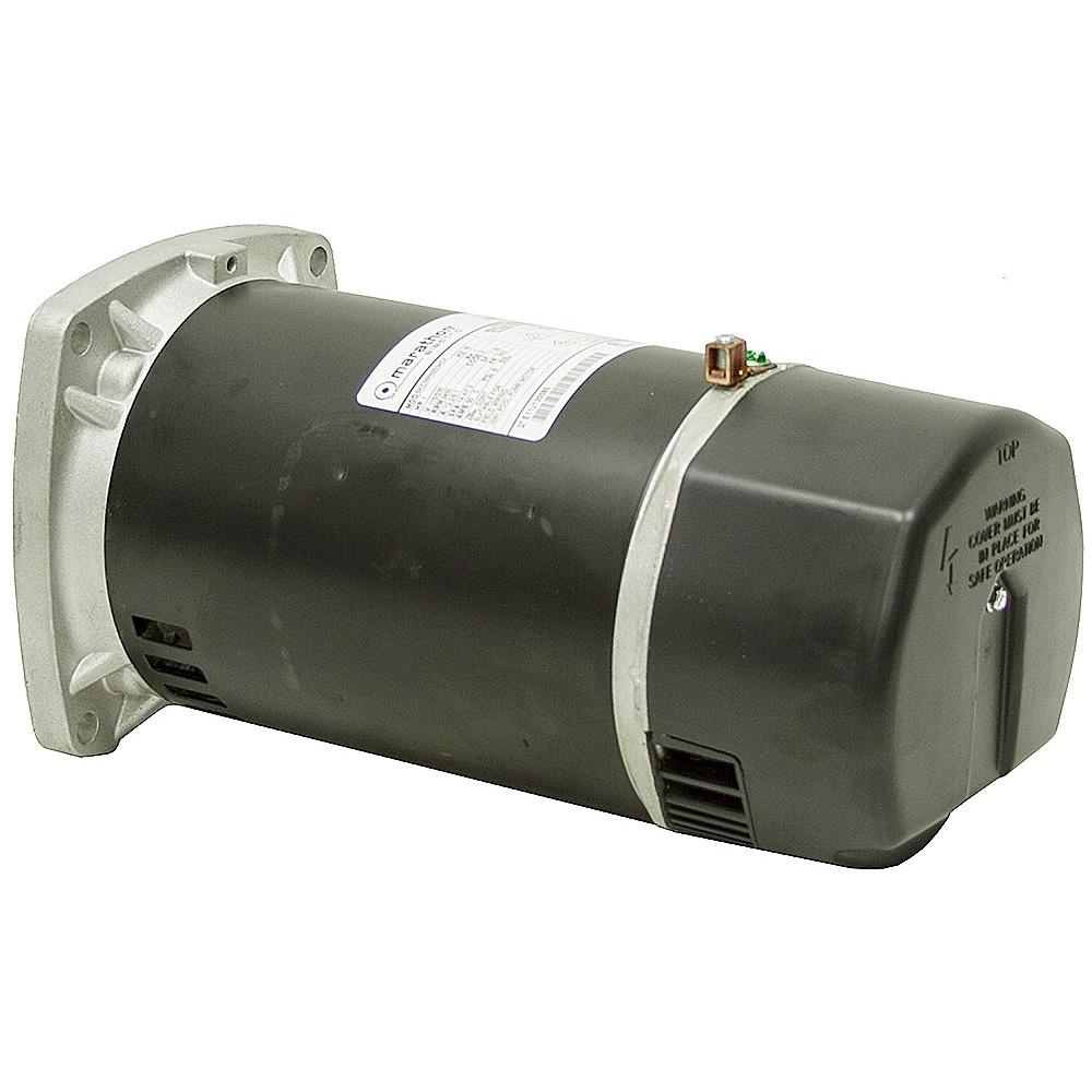 3 4 hp 3450 rpm 115 230 vac pool pump motor pool spa for Motor for pool pump