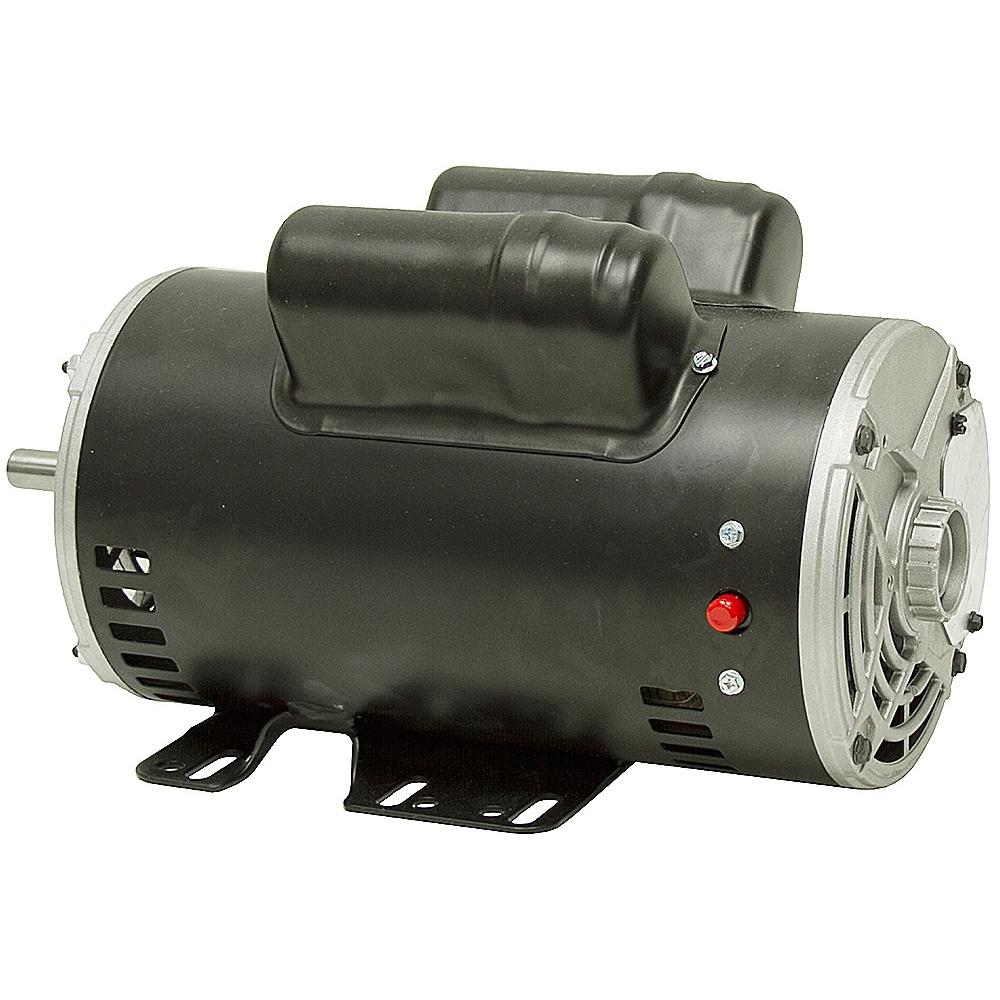 5 HP Marathon 3450 RPM 230 Volt AC Compressor Motor Air Compressor