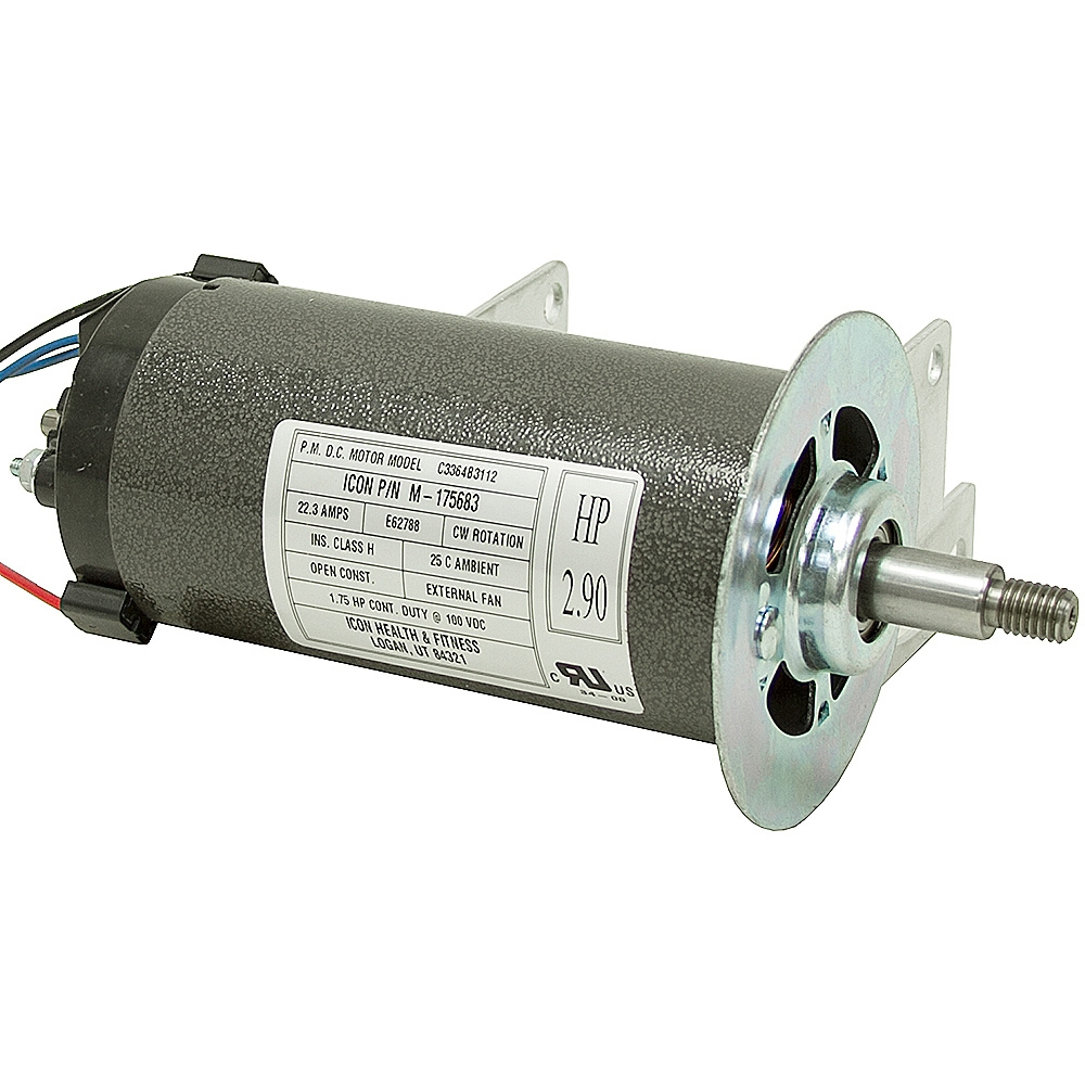 2 9 hp icon health and fitness treadmill motor w pivot for A m motors