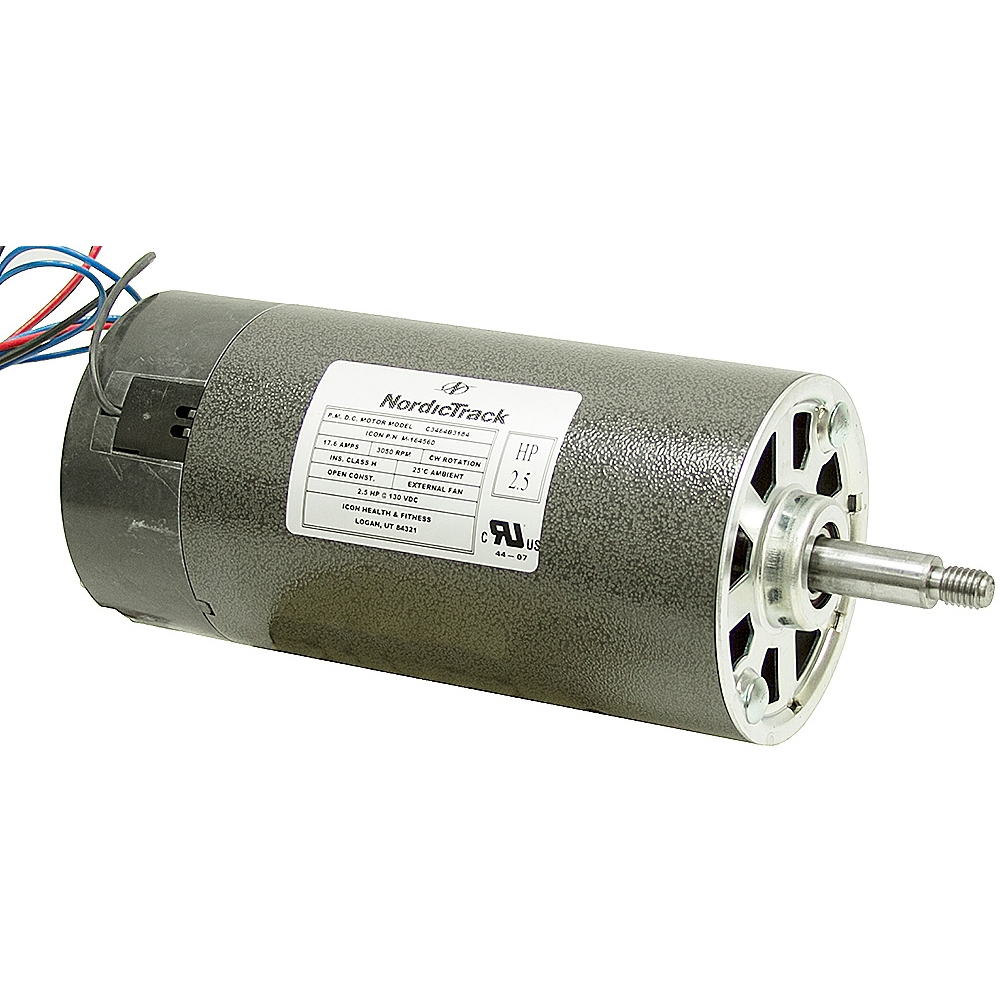 2 5 hp icon health and fitness treadmill motor m 164560