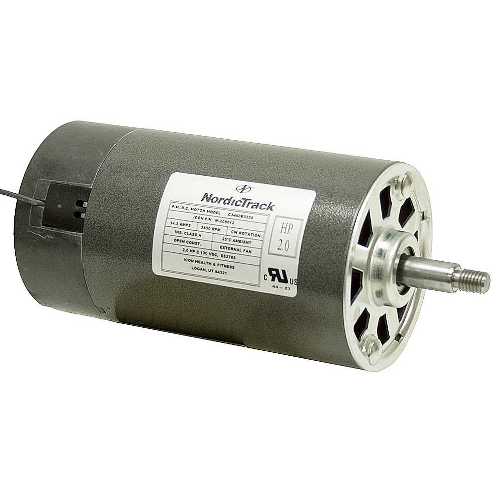 2 hp icon health and fitness treadmill motor m 208012 for 2 hp dc electric motor