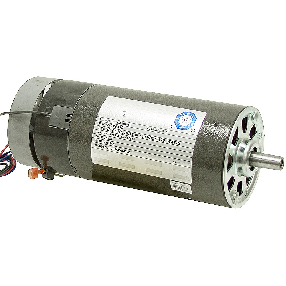 Hp icon health and fitness treadmill motor m 326339 for 25 hp dc electric motor