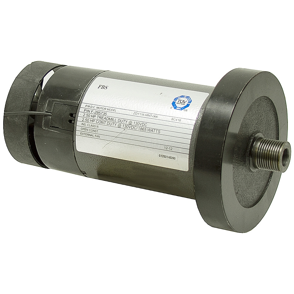 2 5 hp icon health and fitness treadmill motor f 295735 for Treadmill 2 5 hp motor